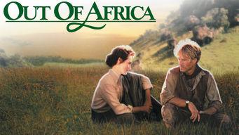 Se Out of Africa på Netflix