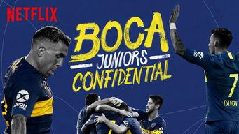 Se Boca Juniors Confidential på Netflix