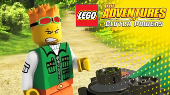 Se LEGO: The Adventures of Clutch Powers på Netflix