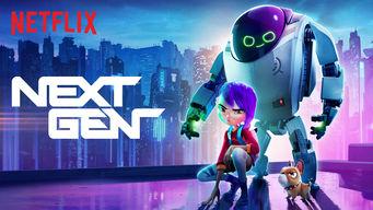 Se Next Gen på Netflix