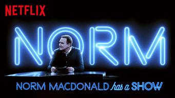 Se Norm Macdonald Has a Show på Netflix