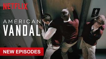 Se American Vandal på Netflix