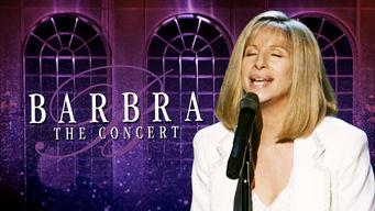 Se Barbra Streisand: The Concert på Netflix