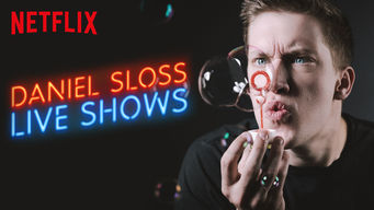 Se Daniel Sloss: Live Shows på Netflix