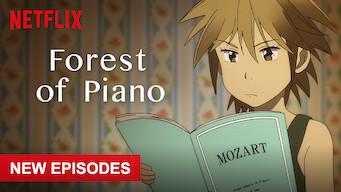 Se serien Forest of Piano på Netflix