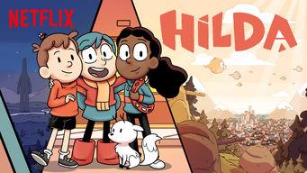 Se Hilda på Netflix