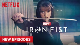 Se Iron Fist på Netflix