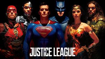 Se Justice League på Netflix