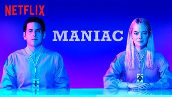 Se Maniac på Netflix
