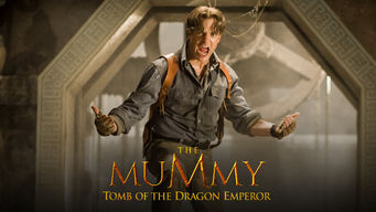 Se The Mummy: Tomb of the Dragon Emperor på Netflix