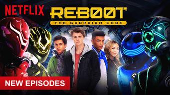 Se Reboot: The Guardian Code på Netflix