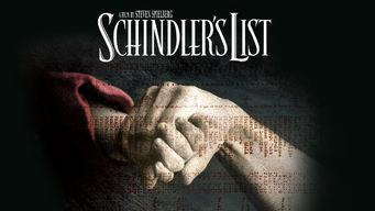 Se Schindler's List på Netflix