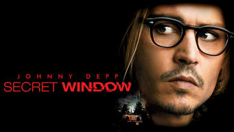 Se Secret Window på Netflix