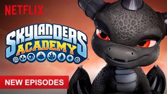 Se Skylanders Academy på Netflix