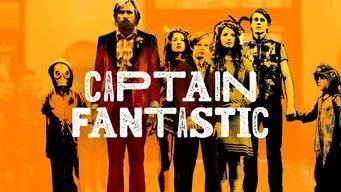 Se Captain Fantastic på Netflix