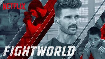 Se Fightworld på Netflix
