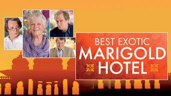 Se The Best Exotic Marigold Hotel på Netflix