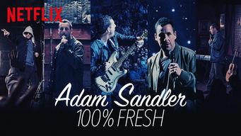 Se Adam Sandler: 100% Fresh på Netflix