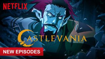 Se Castlevania på Netflix