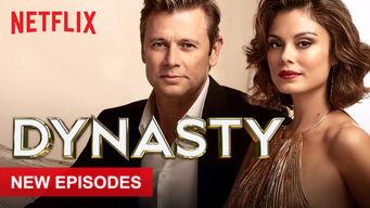 Se Dynasty på Netflix