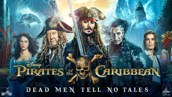 Se Pirates of the Caribbean: Dead Men Tell No Tales på Netflix