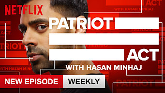 Se Patriot Act with Hasan Minhaj på Netflix