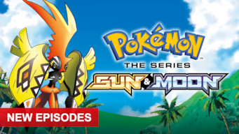 Se Pokémon The Series: Sun & Moon på Netflix