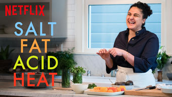 Se Salt Fat Acid Heat på Netflix