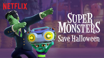 Se Super Monsters Save Halloween på Netflix