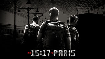 Se The 15:17 to Paris på Netflix