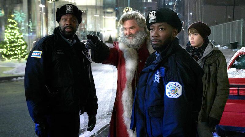 Christmas Chronicles film