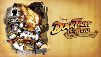 Se DuckTales the Movie: Treasure of the Lost Lamp på Netflix