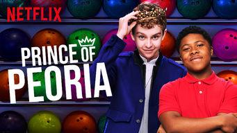 Prince of Peoria netflix film serier