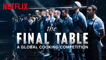 Se The Final Table på Netflix