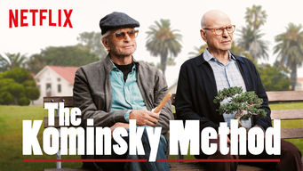 The Kominsky Method netflix film serier
