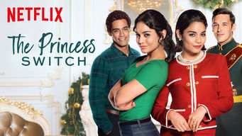 The Princess Switch netflix film serier