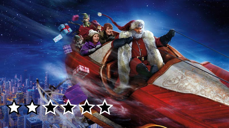 christmas chronicles anmeldelse netflix review 2018 julefilm