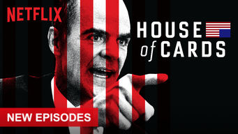 Se House of Cards på Netflix