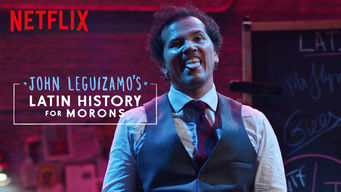 Se John Leguizamo's Latin History for Morons på Netflix