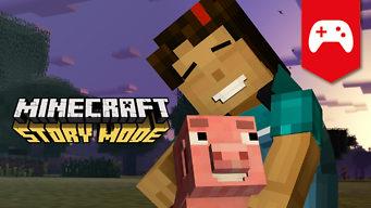 Se Minecraft: Story Mode på Netflix