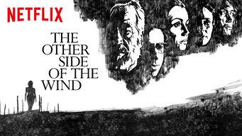 Se The Other Side of the Wind på Netflix