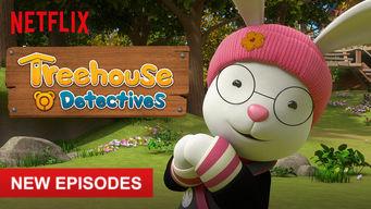Se Treehouse Detectives på Netflix