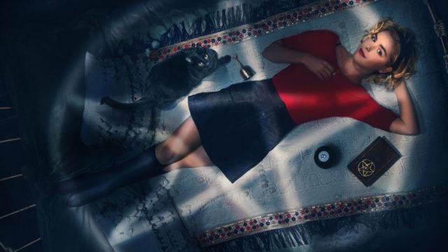 Chilling Adventures of Sabrina sæson 2 nye afsnit netflix dk