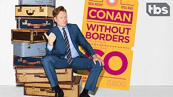 Se Conan Without Borders på Netflix