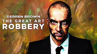 Se Derren Brown: The Great Art Robbery på Netflix