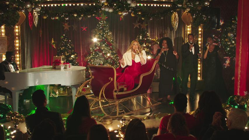Mariah Carey's Merriest Christmas