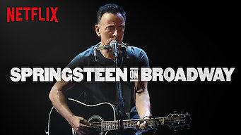 Se Springsteen on Broadway på Netflix