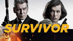 Survivor netlfix