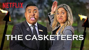 Se serien The Casketeers på Netflix