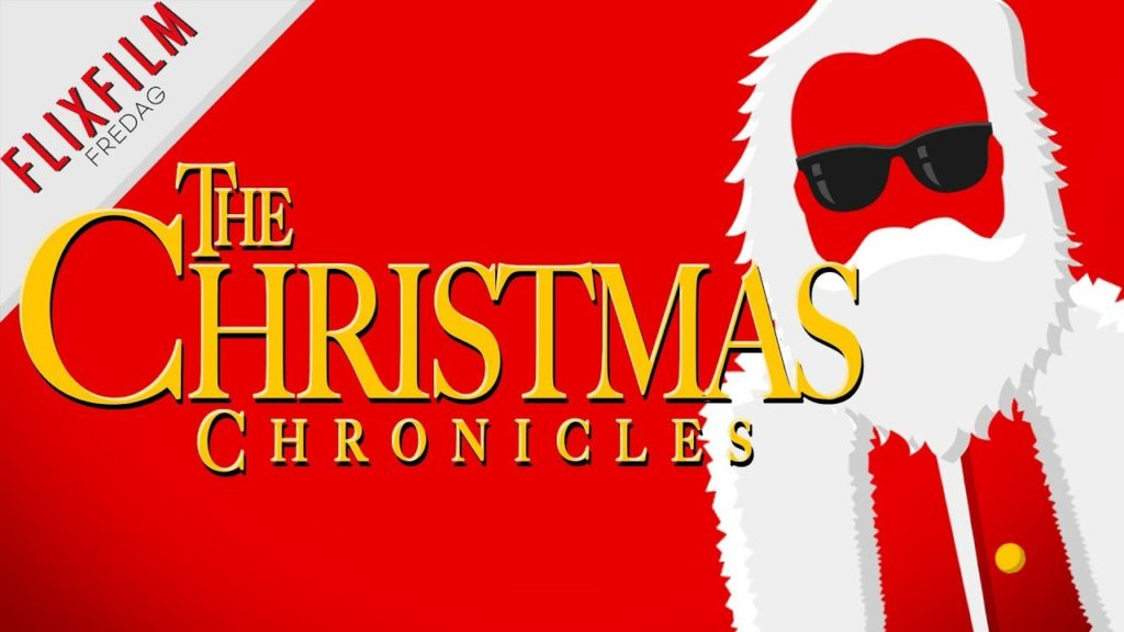 The Christmas Chronicles podcast netflix